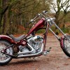 Ultima Softail Chop