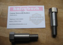Uprated Billet Shock Bolts