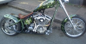 Paddy's Bike