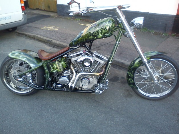 Paddy's Bike